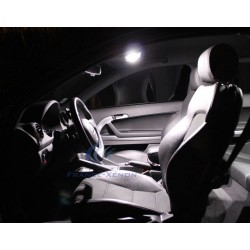 Pack interior LED Lujo - Audi A3 8P ph.1 - BLANCO