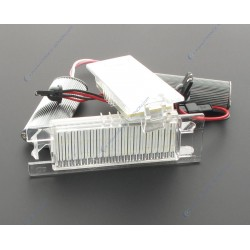 License plate modules for Opel Astra J & K