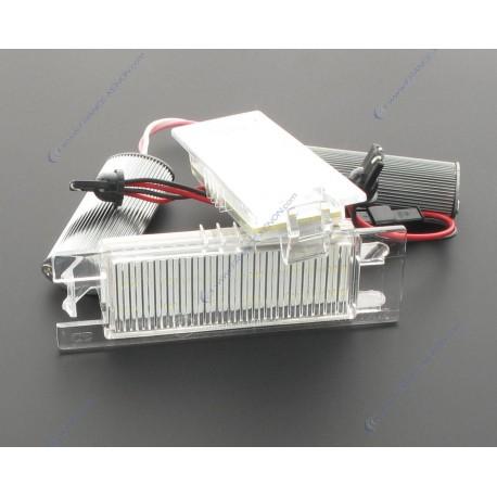Modulo Targa LED per OPEL Astra J e K