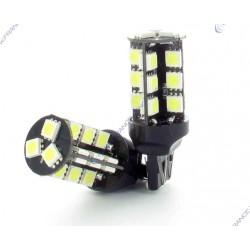 Bombilla T20 W21/5W 27 LED SMD CANBUS
