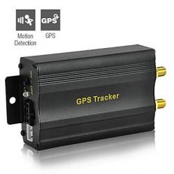 Tracker - GPS - Trackmani - GPS103-plotter