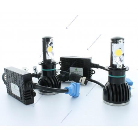 2 x Ampoules H7 Head Light 50W - Haut de Gamme