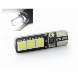 BULB 6 LEDS SMD CANBUS - T10 W5W