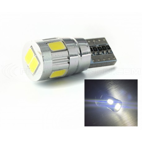 BULB 6 LED SG - W5W - CANBUS