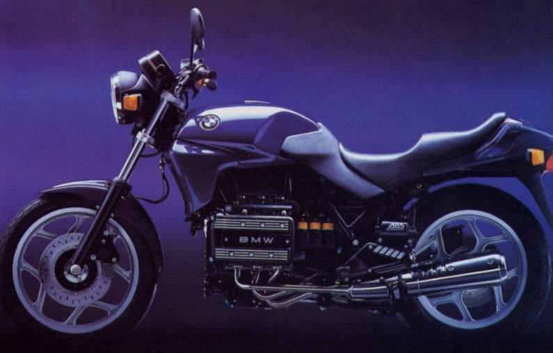 ampoules effet xenon pour moto toute BMW K 75  (75)