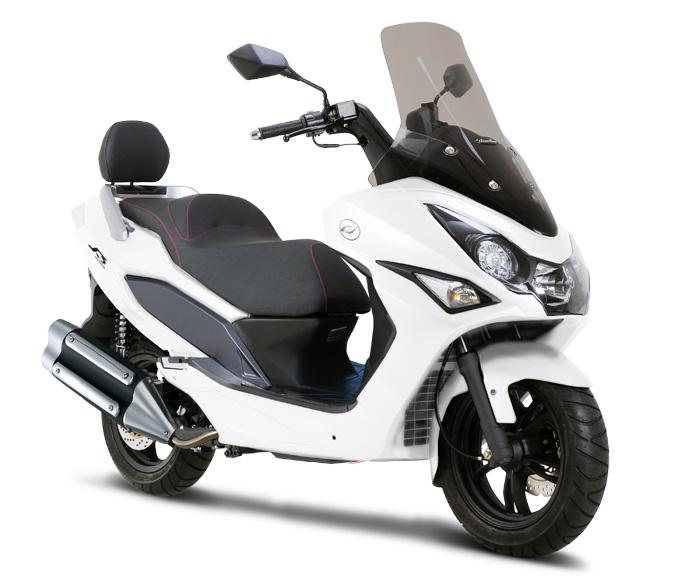 ampoules effet xenon pour moto toute DAELIM SV 125 S3 (SAB)