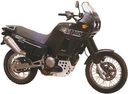 ampoules effet xenon pour moto toute CAGIVA Elefant 900 ie GT