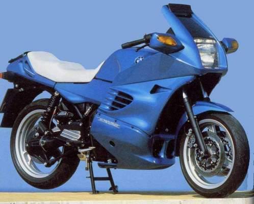 ampoules effet xenon pour moto toute BMW K 1100 RS  (100)