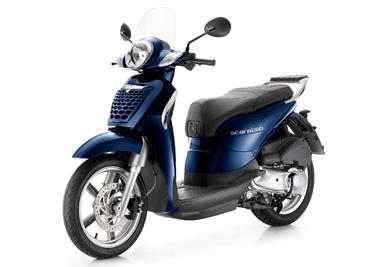 ampoules effet xenon pour moto toute APRILIA Scarabeo 200 (RB)