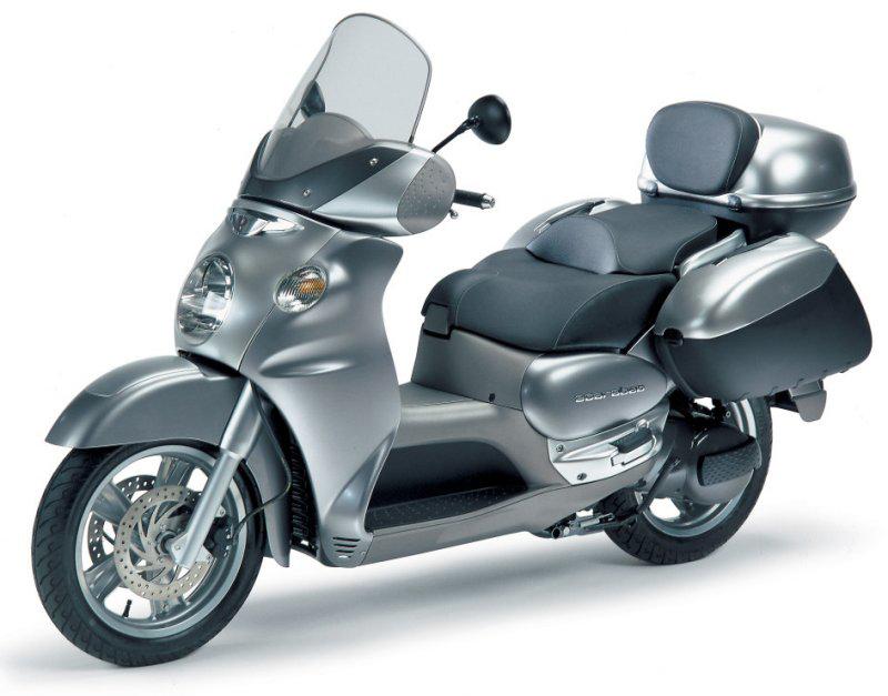 ampoules effet xenon pour moto toute APRILIA Scarabeo 150  (PC)