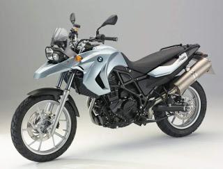 ampoules effet xenon pour moto toute BMW F 650 GS Dak.