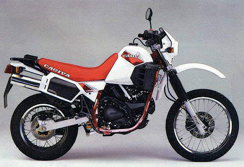 ampoules effet xenon pour moto toute CAGIVA Elefant 650