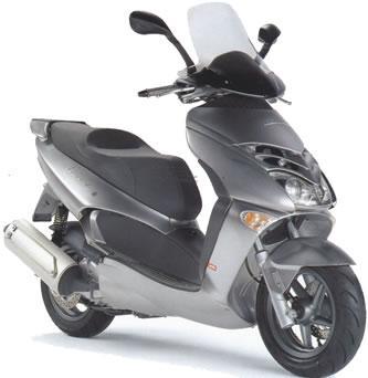 ampoules effet xenon pour moto toute APRILIA Leonardo 300