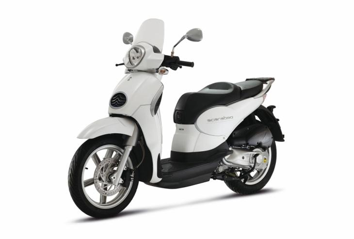 ampoules effet xenon pour moto toute APRILIA Scarabeo 125  (TD)