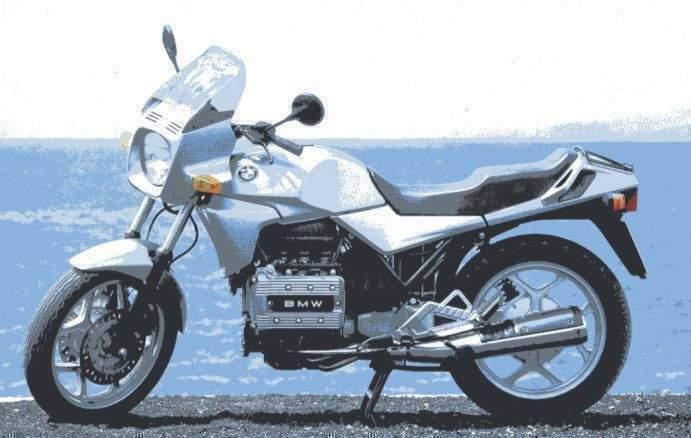ampoules effet xenon pour moto toute BMW K 75 C  (75)