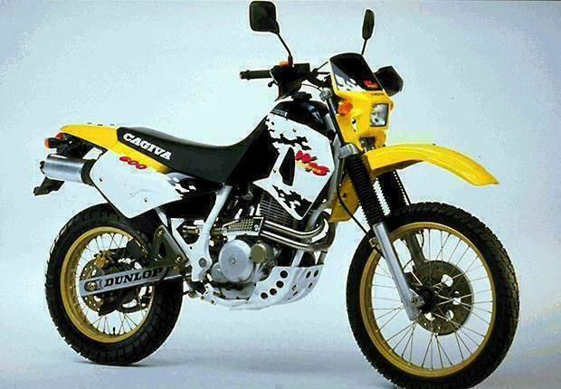 ampoules effet xenon pour moto toute CAGIVA W16 600