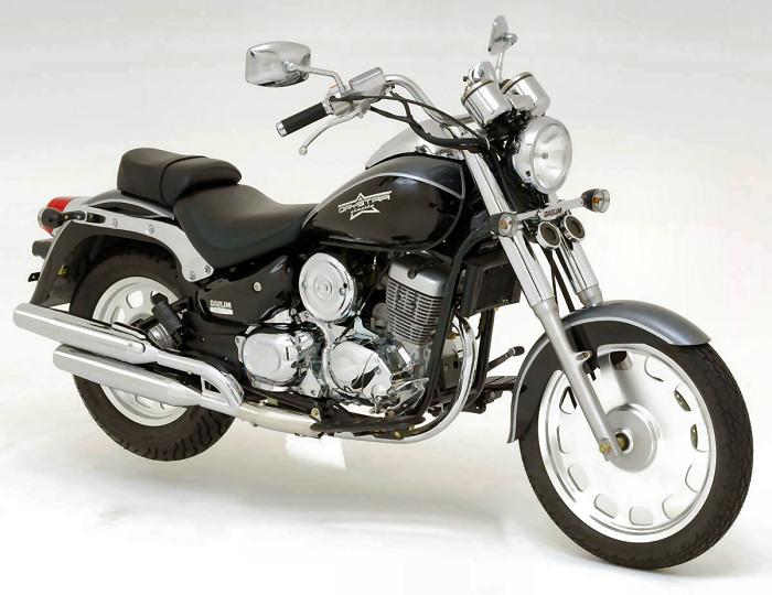 ampoules effet xenon pour moto toute DAELIM VL 125 Z Daystar (BA1)