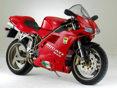 ampoules effet xenon pour moto toute DUCATI Biposto 916  (916)