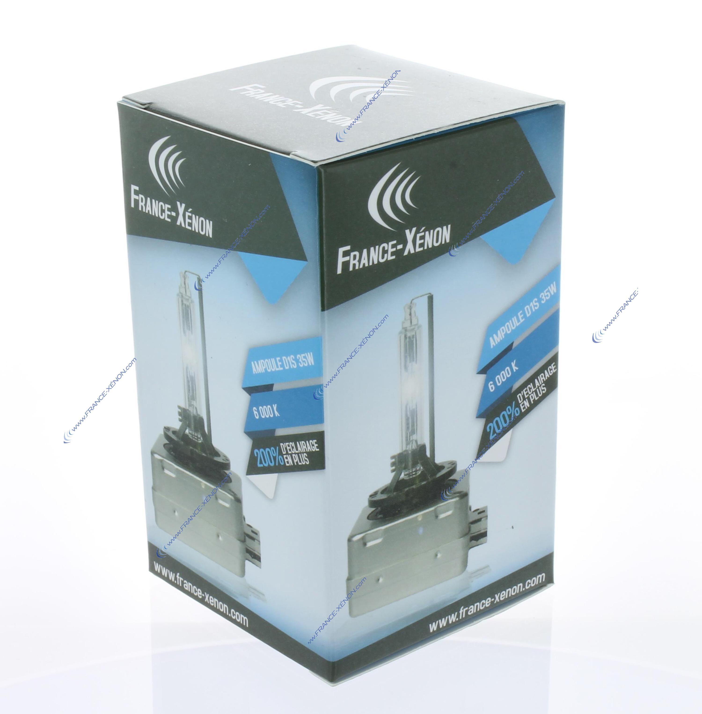 ampoule xenon D1S france xenon haut de gamme