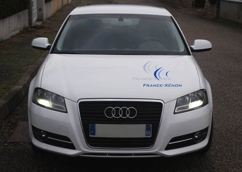 Audi A3 pack LED Grand luxe france-xenon