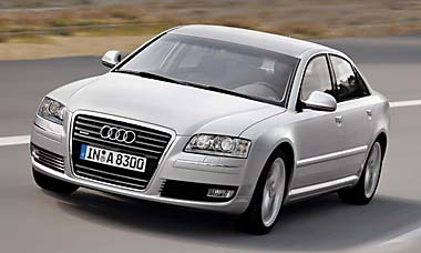 Pack full led FRANCE-XENON Audi A8 D3