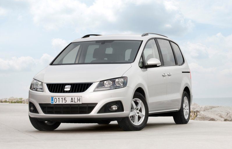pack led SEAT ALHAMBRA