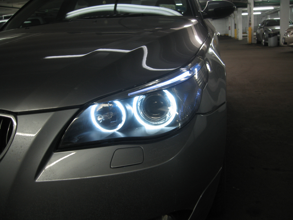 Pack LED BMW Angel Eyes FRANCE XENON