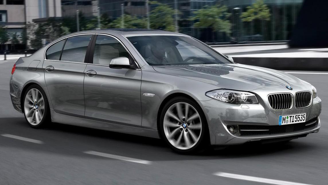 Pack led BMW série 5 F10 F11 intérieur france xenon