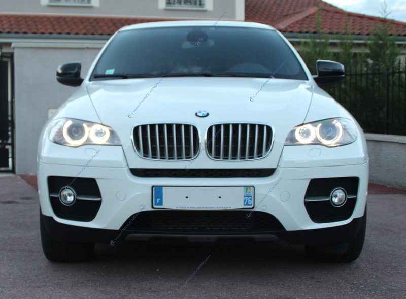 Angel eyes France-Xenon 40W 4 led