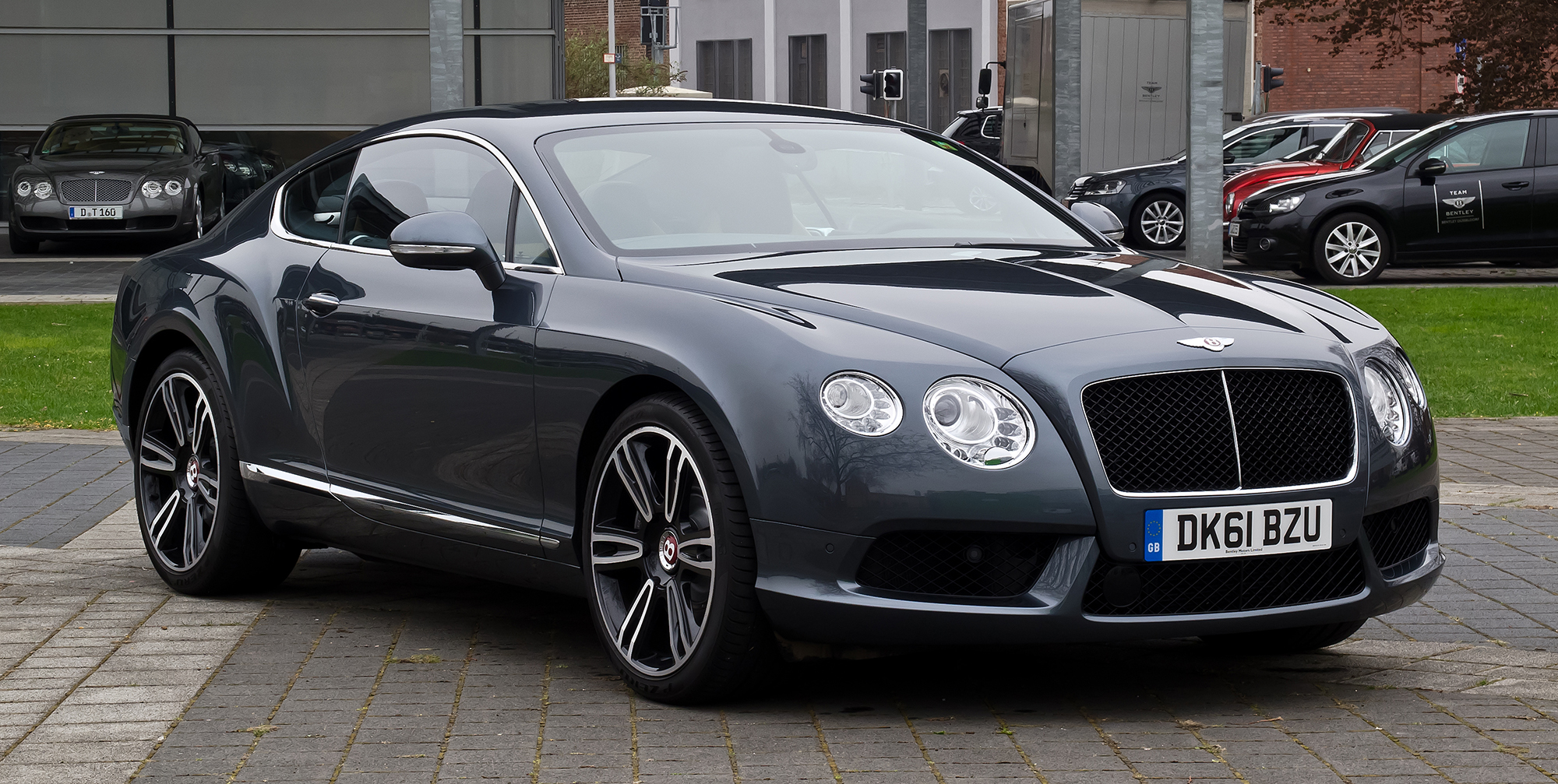 pack led bentley continental GT