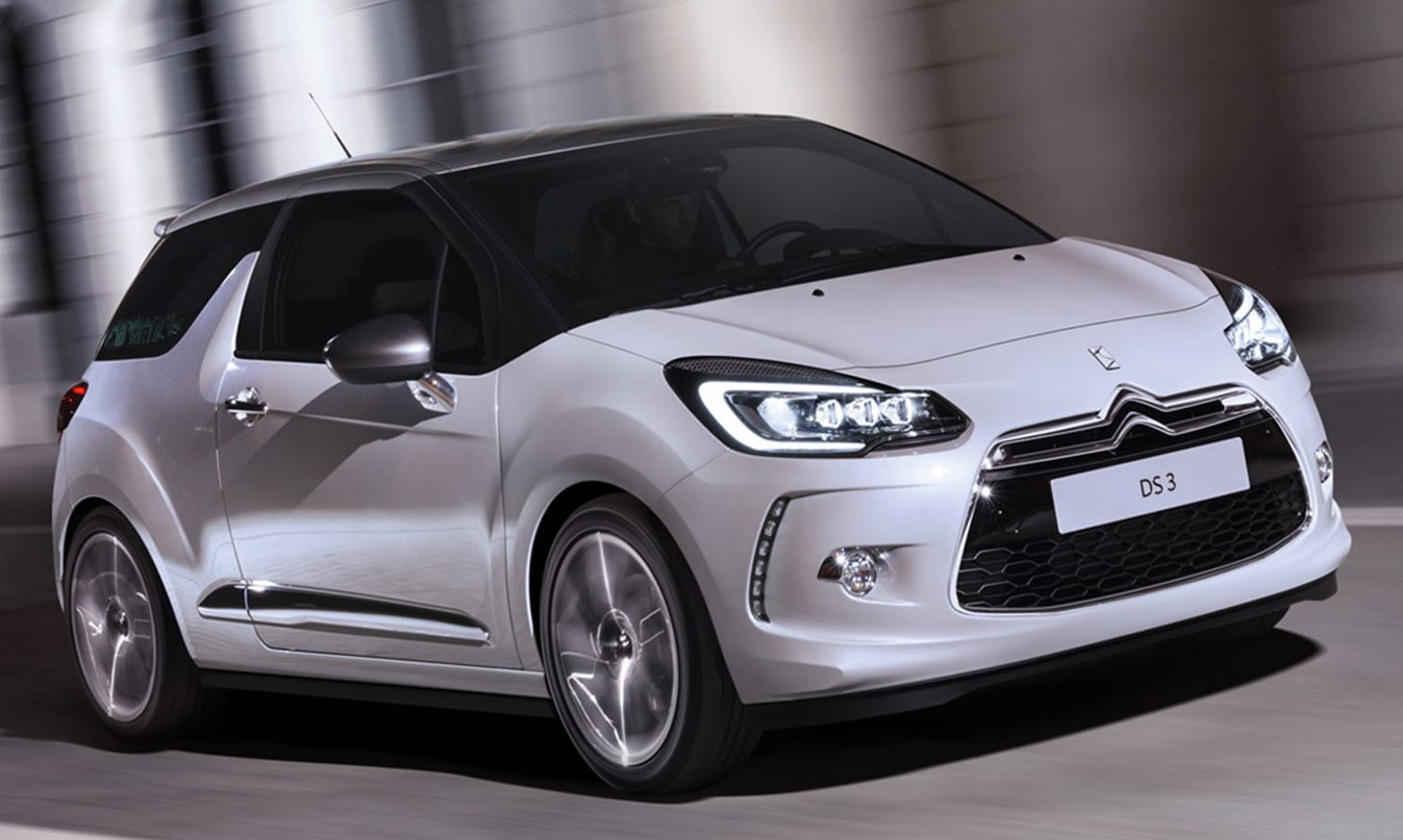 pack LED DS3 citroen