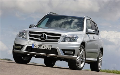 Pack LED mercedes GLK FRANCE XENON