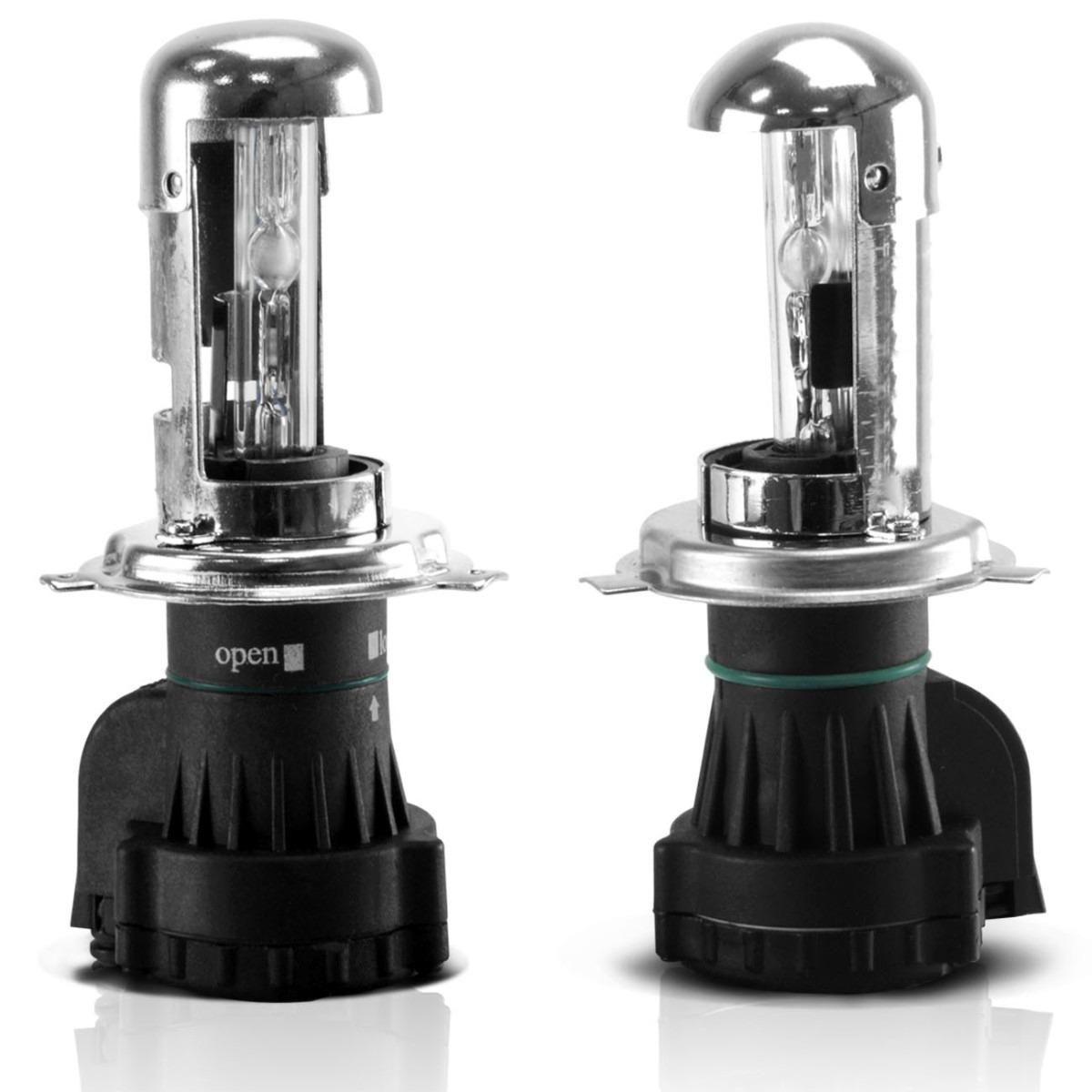 ampoule xenon france xenon H4-3 métallique