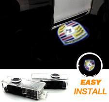 projecteur logo porsche laser porte cree pour voiture