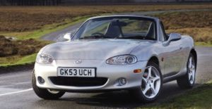 Pack led mazda MX 5 france xenon