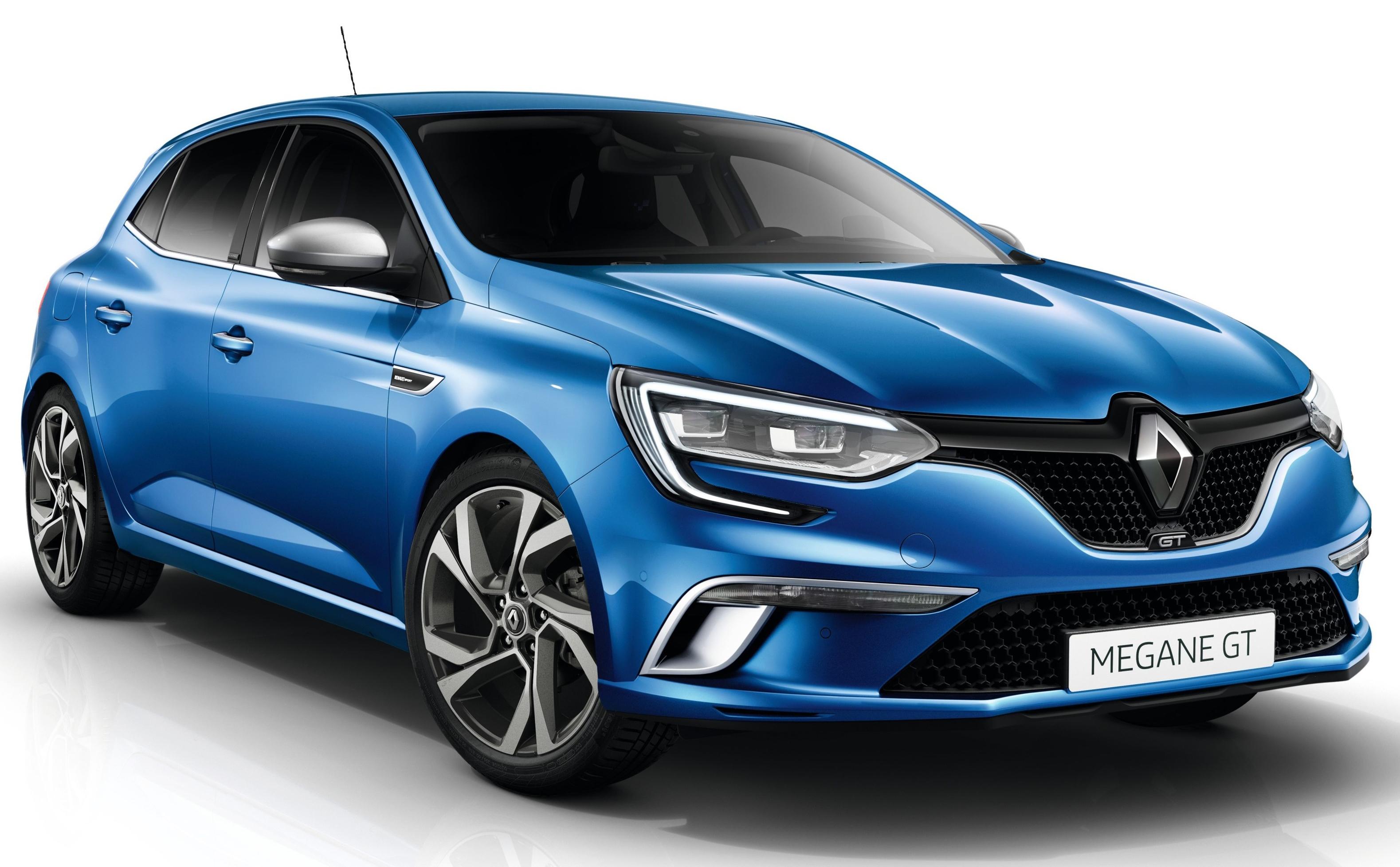 Pack led Renault Megane 4 intérieur france xenon