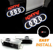projecteur logo audi sline laser porte cree pour voiture