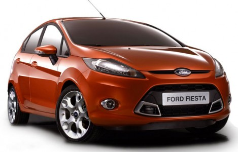 pack led ford fiesta 2008 2009 2010 2011