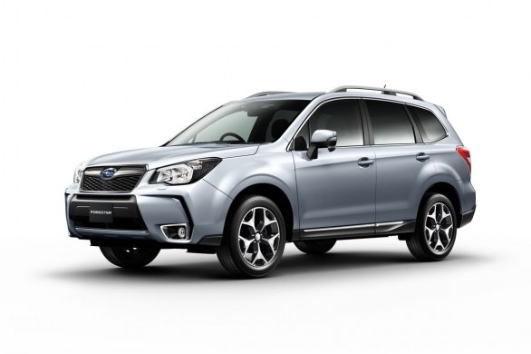 Pack LED subaru forester 4