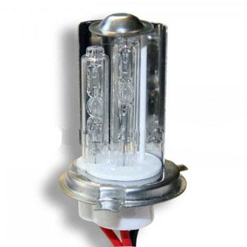 ampoule xenon france xenon H4-4 HID métallique