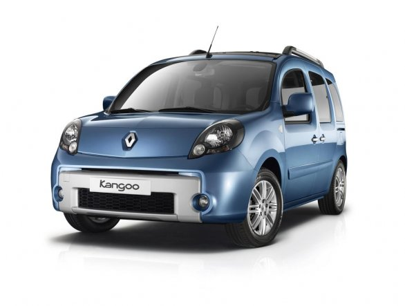 pack led renault kangoo
