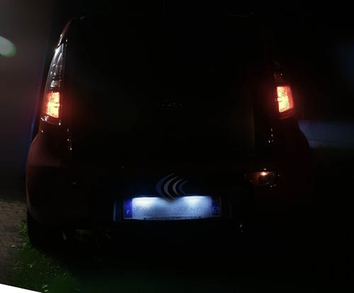 Ampoules LED Kia SOUL