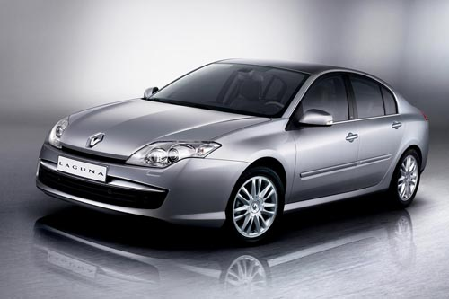 pack led renault laguna 3