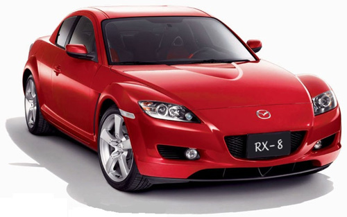 Pack led mazda rx 8 france xenon