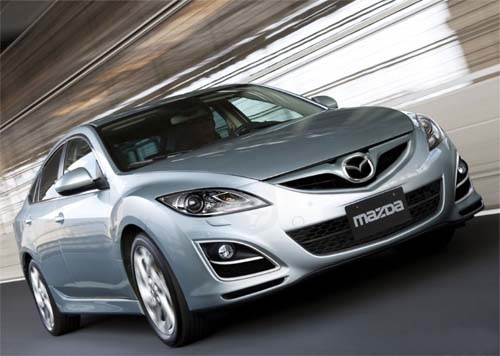 Pack led mazda 6 france xenon