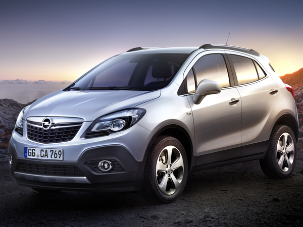 pack LED opel mokka france xenon