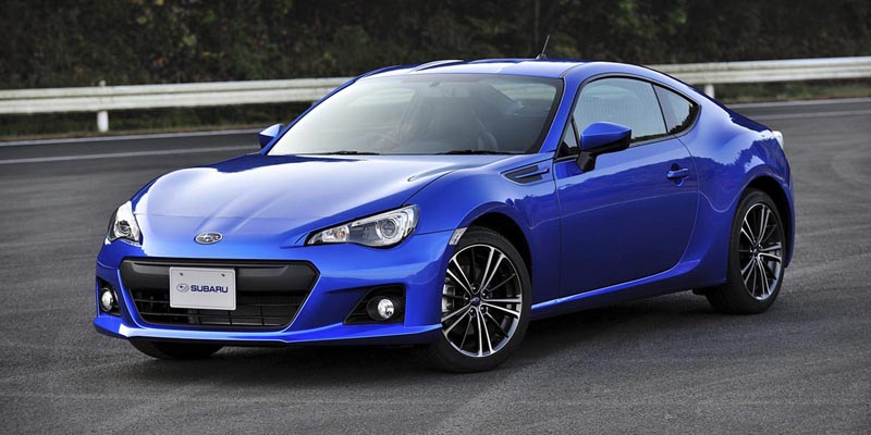Pack LED subaru brz