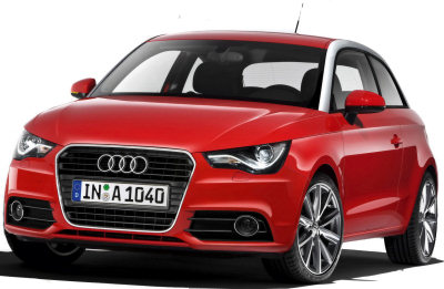 Pack full led audi A1