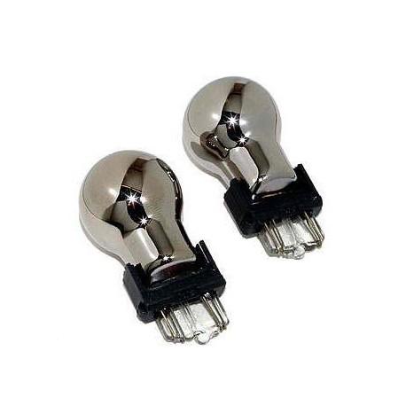 2 x indicator bulbs PY21W - Ergots BAU15S