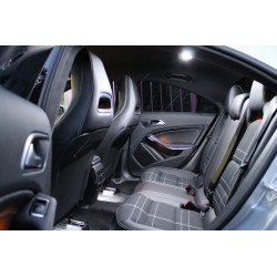 Pack FULL LED - Mercedes CLS 219 - WHITE